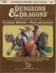 RPG Item: AC2: Combat Shield and Mini-adventure