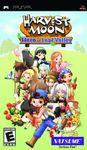 Video Game: Harvest Moon: Hero of Leaf Valley