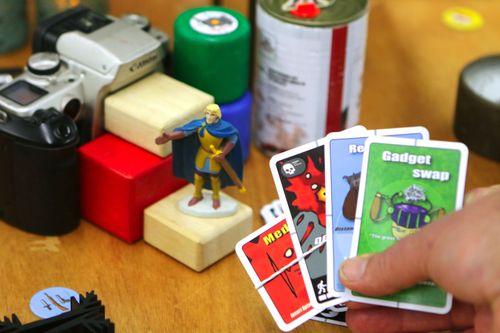 Board Game: Splatter SHOOT