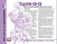 RPG Item: Thunderer