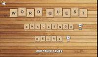Video Game: Word Quest