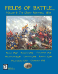 Board Game: Fields of Battle Volume 1, The Great Northern War