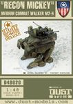 "Board Game: Dust Tactics: Dust-48 ""Recon Mickey"""