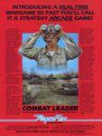 Video Game: Combat Leader
