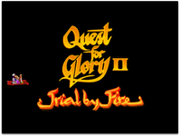 Video Game: Quest for Glory II: Trial by Fire Remake