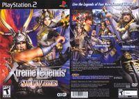 Video Game: Samurai Warriors: Xtreme Legends