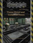 RPG Item: DramaScape SciFi Volume 14: Power Room and Computer Room