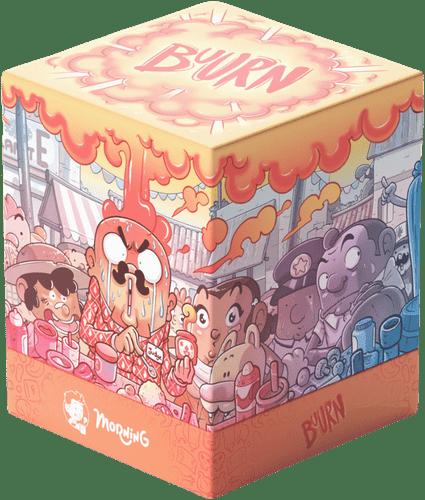 Board Game: Buurn