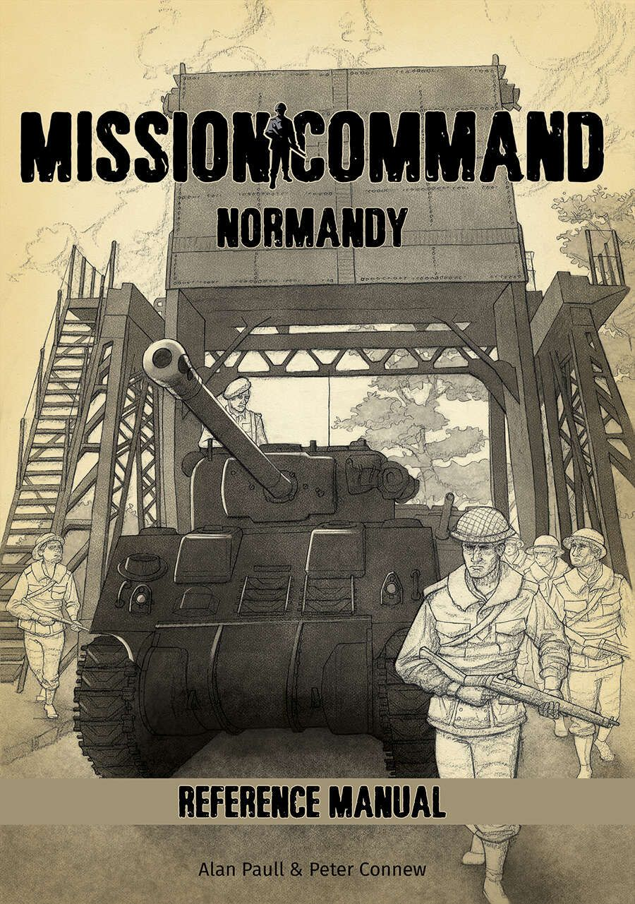 Mission Command: Normandy – Reference Manual