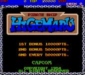 Video Game: Pirate Ship Higemaru