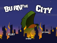 Video Game: Burn the City
