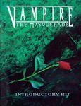RPG Item: Vampire: The Masquerade Introductory Kit