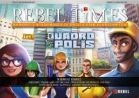 Issue: Rebel Times (Issue 103 - Apr 2016)