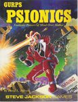 RPG Item: GURPS Psionics