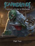 RPG Item: Yugman's Guide to Ghelspad Part Two