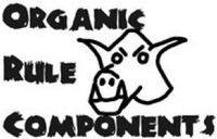 RPG: Organic Rules Components (ORC)
