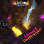 Board Game: Quodd Heroes: Fringe Underground Map Pack