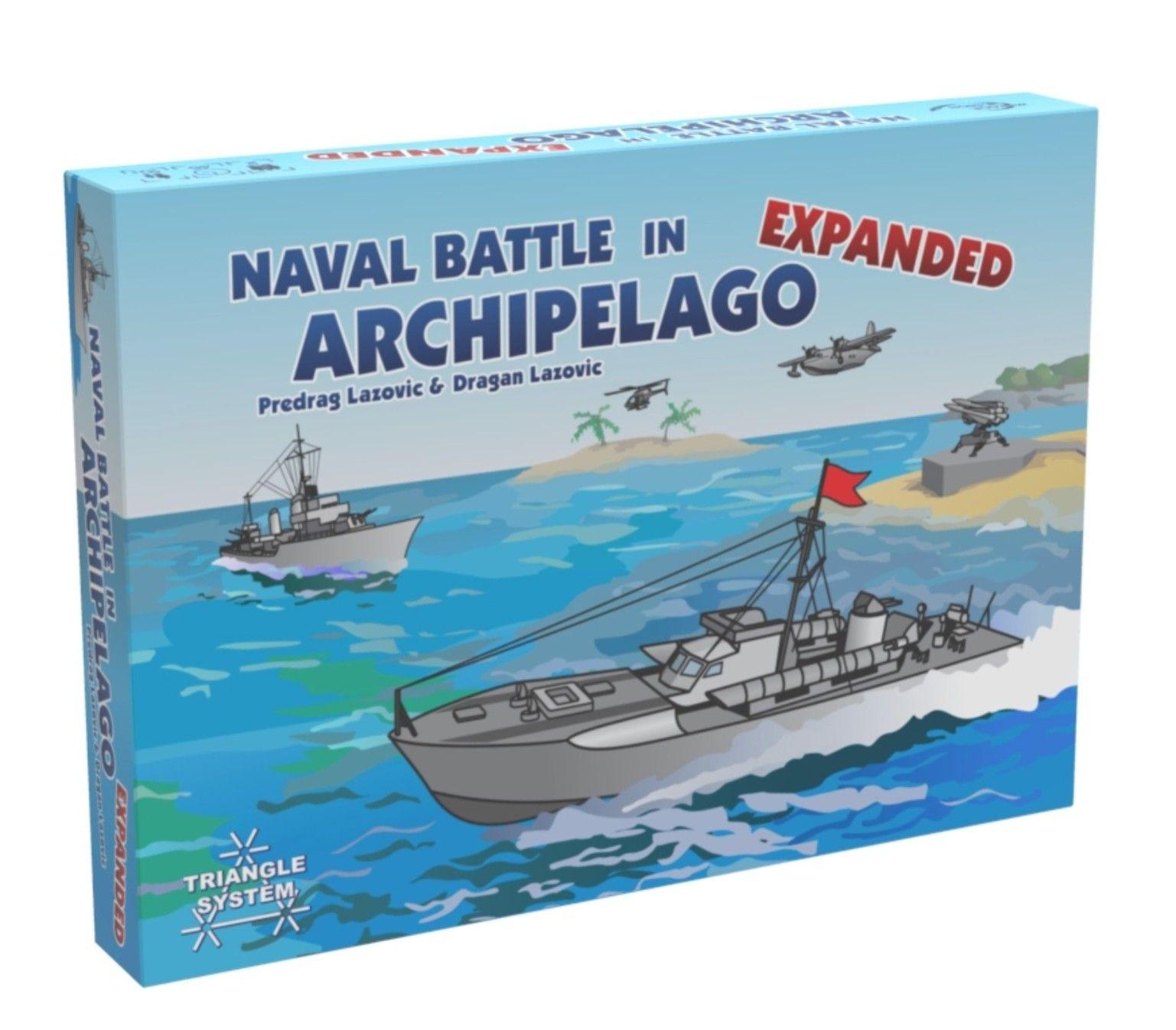 Naval Battle in Archipelago