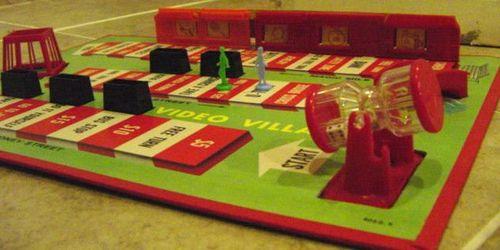 Board Game: Video Village