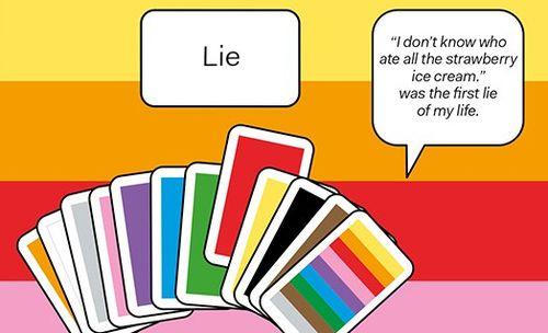 Board Game: Farben