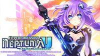 Video Game: Hyperdimension Neptunia U: Action Unleashed