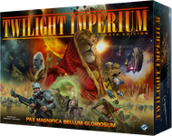 Board Game: Twilight Imperium: Fourth Edition