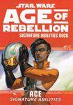 RPG Item: Age of Rebellion Signature Abilities Deck: Ace