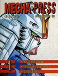 Issue: Mecha Press (Issue 1 - Jan/Feb 1992)