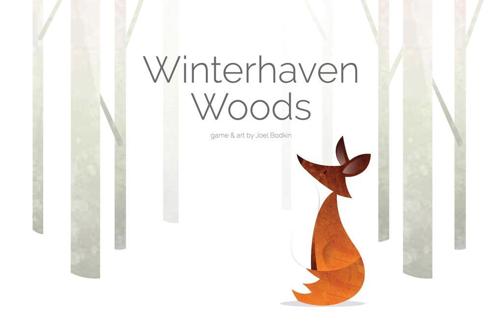 Board Game: Winterhaven Woods