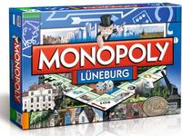 Board Game: Monopoly: Lüneburg