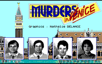 Video Game: Murder in Venice
