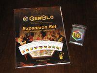 Board Game: Gemblo Expansion Set