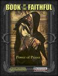 RPG Item: Book of the Faithful: Power of Prayer