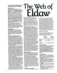 RPG Item: The Web of Eldaw