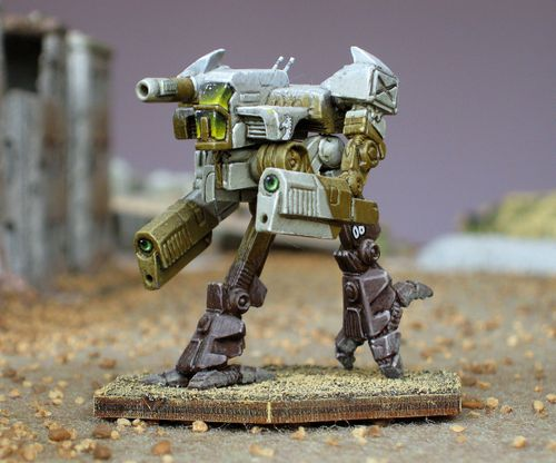 Board Game: BattleTech: Total Warfare