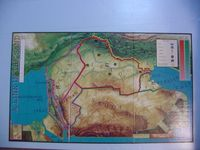 Board Game: A Line in the Sand: The Battle of Iraq