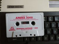 Video Game: Arena 3000