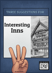 RPG Item: Three Suggestions for...: Interesting Inns