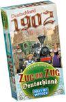 Board Game: Zug um Zug: Deutschland – Deutschland 1902