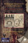 RPG Item: Miskatonic Repository Creator Resource: Phantasmagorical Art Pack