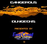 Video Game: Dangerous Dungeons