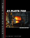 RPG Item: 21 Plots Too Second Edition