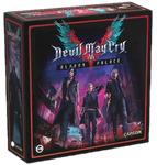Board Game: Devil May Cry: The Bloody Palace