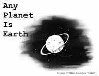 RPG: Any Planet Is Earth