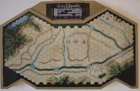 Board Game: Epoch Wargame Electronics #5: The Battle of Kawanakajima