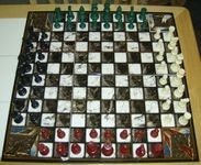 Board Game: Quad Kingdom Chess