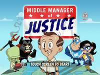 Video Game: Middle Manager of Justice