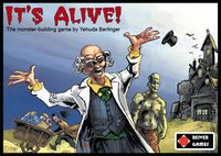 Board Game: It's Alive!