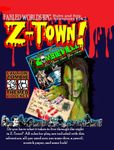 RPG Item: Z-Town Solo Adventure RPG Deluxe