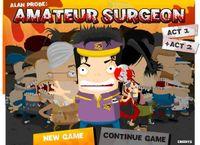 Video Game: Amateur Surgeon